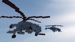 Combine Helicopter HALF LIFE 2