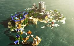 2 Portal Hub | Xenoflux Network | Hyperion BT Minecraft Map & Project