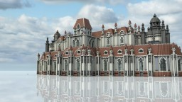 White Palace Minecraft