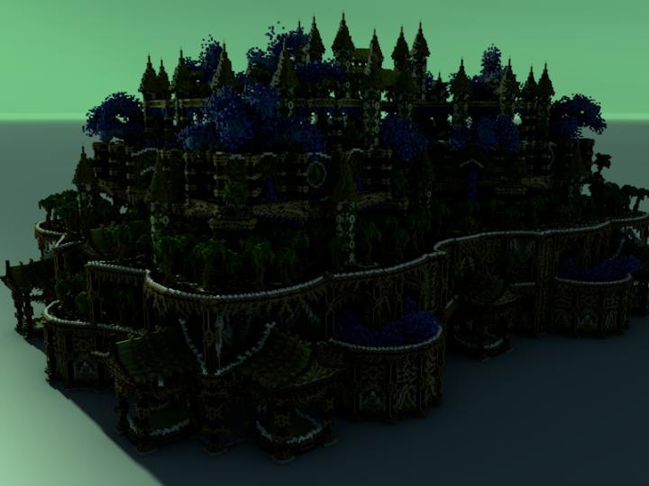 Lotus Néa Minecraft Project