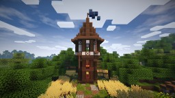 Medieval Tower Minecraft