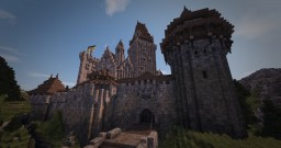 Penningham Castle [World of Targur] Minecraft Map & Project
