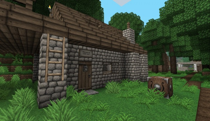 Ovo's Rustic - continued by the community Minecraft ...
