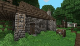 Ovo's Rustic - continued by the community Minecraft Texture Pack