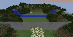 Training Field (Naruto) Minecraft Map & Project