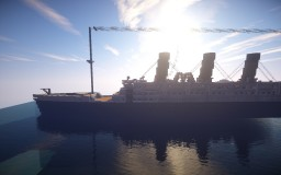 RMS Victorianic (WIP) Minecraft Map & Project