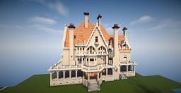 Craigdorroch castle Project Minecraft Map & Project