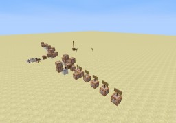 Mussel Stick-100% Vanilla Minecraft Map & Project