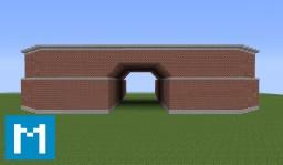 Minecraft Map Garry's Mod (GMOD)  - FlatGrass Minecraft Map & Project