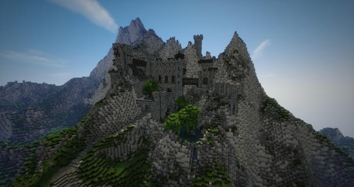 Uingoth - Mountain Castle