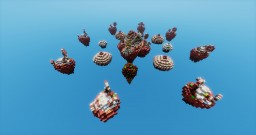 Skywars map - Candy Minecraft Project