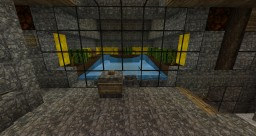Semi-Automatic Melon Pumpkin Farm Minecraft Map & Project