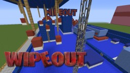Wipeout Parkour Map Minecraft Map & Project