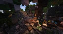 Roofed Village #WeAreConquest - Ravand.org Minecraft