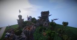 FORT NEMO - massive plot build Minecraft Map & Project