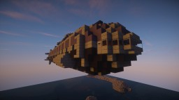 Storm Class Destroyer Minecraft Map & Project
