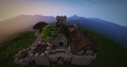 Warriors Guild - Fort - Minecraft Map & Project