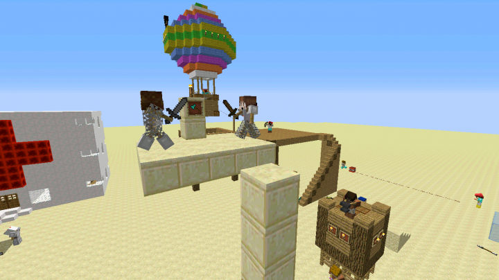 how to make a armor stand minecraft