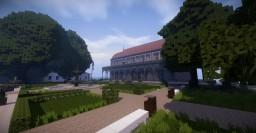 Queen Anne's Summer Palace a.k.a. Belvedere, Prague Minecraft Map & Project