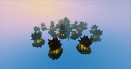 Oriental skywars map #2 Minecraft Project
