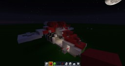 Star Wars Republic Vehicle Collection Minecraft Map & Project