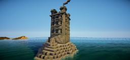 Azkaban Minecraft Map & Project