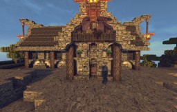 Another medieval house Minecraft Map & Project