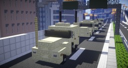 Cougar H MRAP [Mine-Resistant Ambush Protected] Minecraft