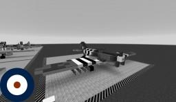 Hawker Typhoon Mk.Ib Minecraft Map & Project