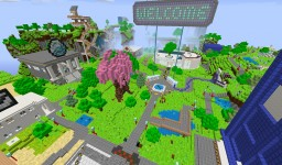 Lizard Texture Pack - VERY COLORFUL! Minecraft Texture Pack