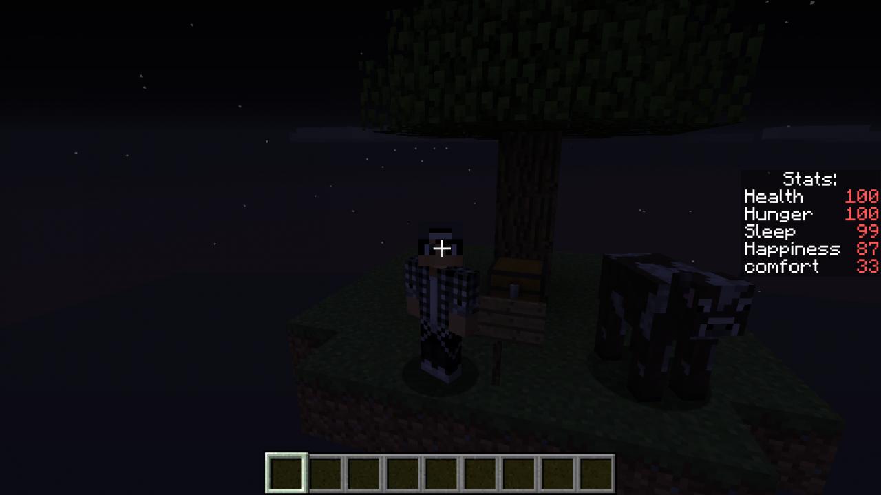 Minecraft Crazy Craft Skyblock Server