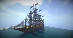 S.S. Renegade Minecraft Project