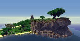 Island SwanKa by Lutai_San Minecraft Map & Project