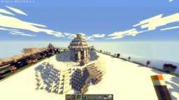 White Tempel Minecraft Map & Project