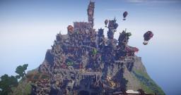 Let's build saison 4 Minecraft Map & Project