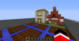 Farming Simulator Minecraft Map & Project