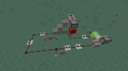 The Gravel Mover Minecraft Project