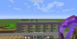 Guns in Minecraft, Mod-less Minecraft Map & Project