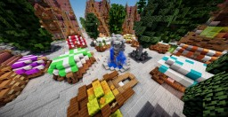 Realm of Lothiredon » Neutral City Sneakpeeks! Minecraft Project