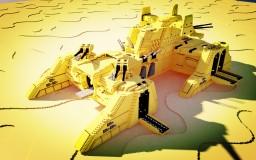 GUNDAM SEED LESSEPS Minecraft Map & Project