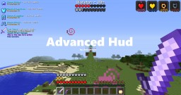 [1.8.9][Forge] Advanced HUD 0.3.1 Minecraft Mod