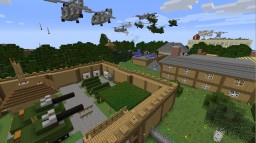 Dockbukkit Amerthera Creative world download Minecraft Map & Project