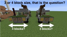 What's the best size for a building? Minecraft Blog
