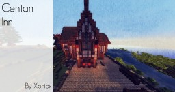 Centan Inn Minecraft Map & Project