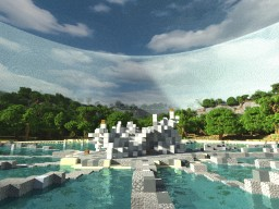 Quarter Quell - 75th Hunger Games Map. Minecraft Project