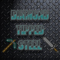 Diamond Tipped Steel Mod 1.8.9 v1.2 Minecraft Mod