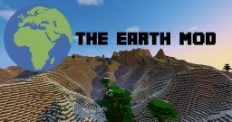 [1.9.4-1.10.2] [Forge] The Earth Mod - 1:95 scale! Minecraft Mod