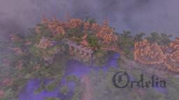 Faction / Survival spawn area - Ordelia Minecraft
