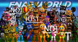 Fnaf World Review - Must Read!