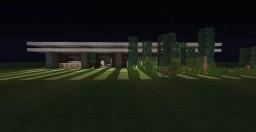 -Flat Minecraft Map & Project